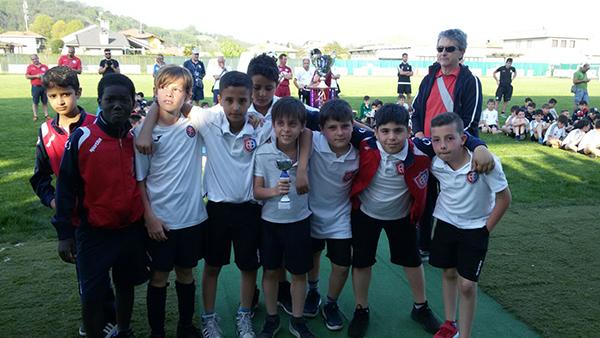 Torneo Memorial Antonio Villa pulcini 2008 a 7