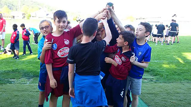 Torneo Memorial Antonio Villa pulcini 2008 a 7 cover