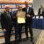 Premiazione per il nostro presidente Piero Ottone