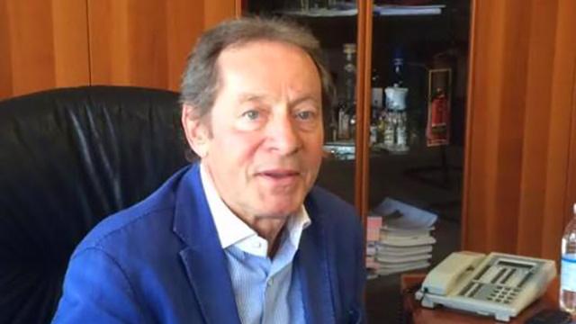 A.C.D. Briga Novarese in lutto per la scomparsa di Alberto Allesina