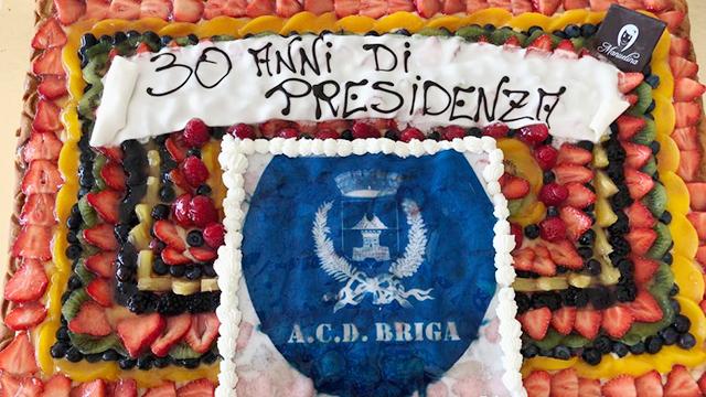 30° anniversario di presidenza
