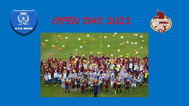 Open Day ACD Briga Novarese 2021